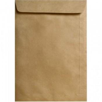 Envelope 370x450mm Saco Com Goma Kraft