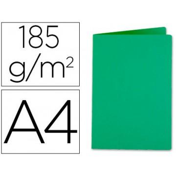 Classificador A4 Sem Ferragem 185grs Cartolina Verde