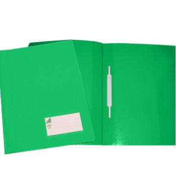 Classificador A4 com Ferragem com capa Opaca Verde Pack 10 Unidades