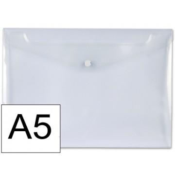 Envelope Plástico A5 Com Mola Transparente - 1 Unidade