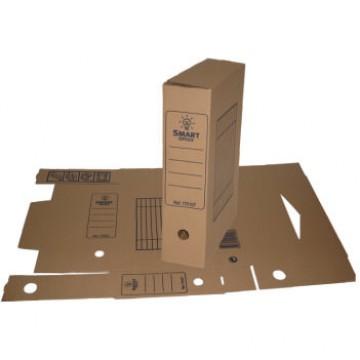 Caixa Arquivo Morto L140 340x250mm  Kraft Pack25