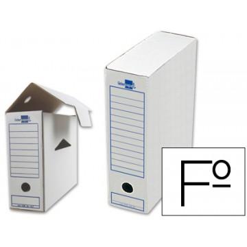 Caixa Arquivo Morto L100 365x251mm Cartão Branco