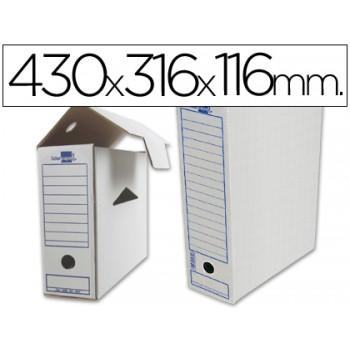 Caixa Arquivo Morto L116 430x316mm Cartão Branco
