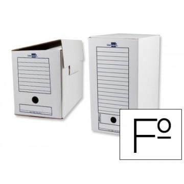 Caixa Arquivo Morto L200 367x251mm Cartão Branco