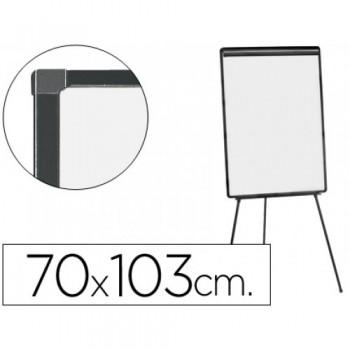 Quadro Branco Laminado com Tripé 70X103cm Q-CONNECT