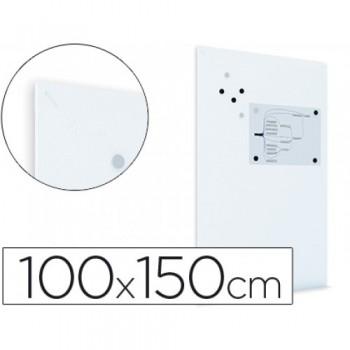 Quadro Branco 100X150cm com Sistema SKI WHITEBOARD