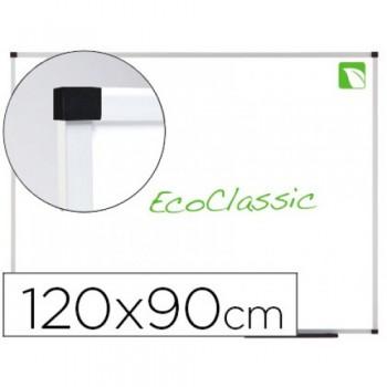 Quadro Branco Magnético 120x90cm de Aço Vitrificado NOBO ECO CLASSIC Ecológica