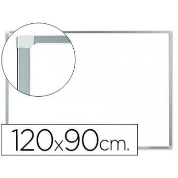 Quadro Branco Magnético 120X90cm Lacado Q-CONNECT