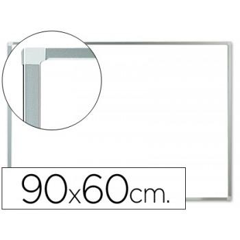 Quadro Branco Magnético 90x60cm Lacado Q-CONNECT