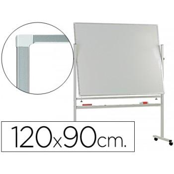 Quadro Branco Melamina com Rodas 90X120cm