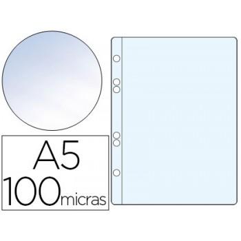 Bolsa Catálogo A5 100 Microns (10unid) Polipropileno Cristal