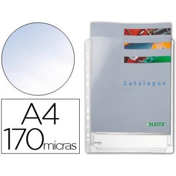 Bolsa Catálogo A4 Com Fole 170 Microns Até 2cm 5 Unidades