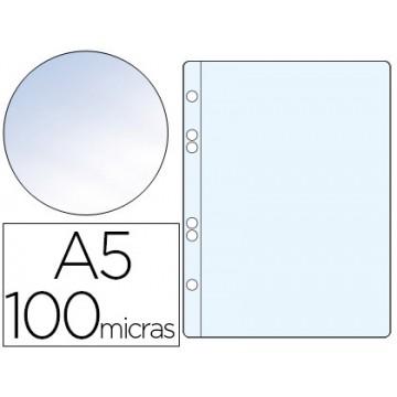 Bolsa Catálogo A5 100 Microns (100unid) Polipropileno Cristal