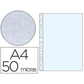 Bolsa Catálogo A4 50 Microns PP Cristal Pack 100 Unidades