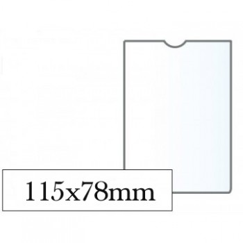 Bolsa Plástica 115x78mm Ambar 13-Z80