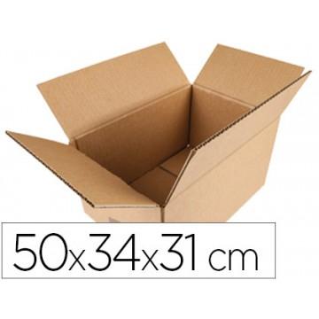 Caixa Para Embalagem Americana 50X34X31cm Q-Connect 20 Unidades