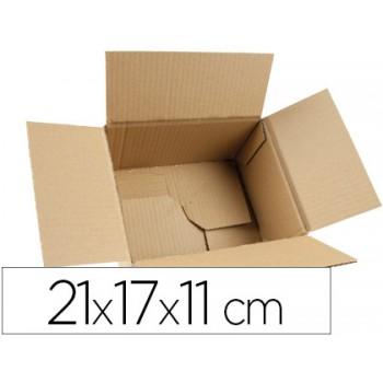 Caixa Para Embalagem Fundo Automático 210X170X110mm Q-Connect
