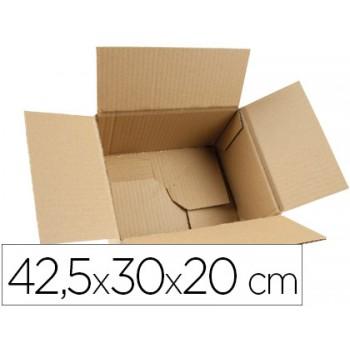 Caixa Para Embalagem Fundo Automático 425X300X200 mm Q-Connect