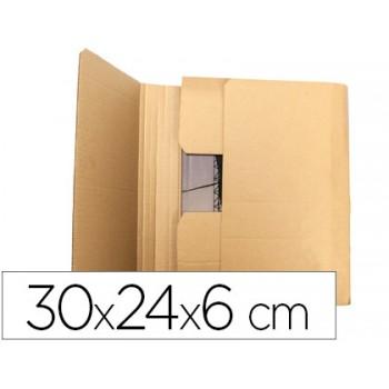 Caixa Para Embalagem - Livro 300X240X60mm Q-Connect