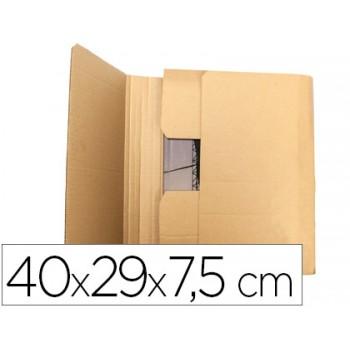 Caixa Para Embalagem - Livro 400X290X75mm Q-Connect