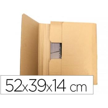 Caixa Para Embalagem - Livro 520X390X140mm Q-Connect