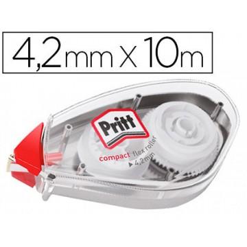 Corretor Fita 4,2mm x 10mts Pritt Roller