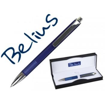 Esferográfica Belius Charleroi Gel Ponta 0.5 Azul