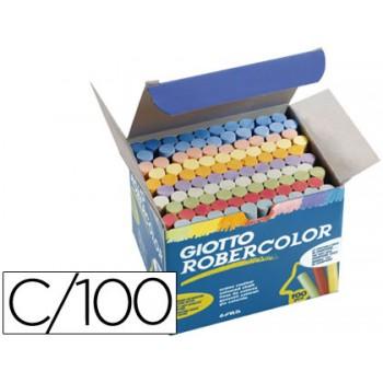 Giz Cor Robercolor Giotto Caixa 100 Unidades