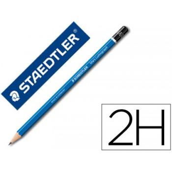 Lápis Grafite 2H - Nº4 Staedtler Mars Lumograph
