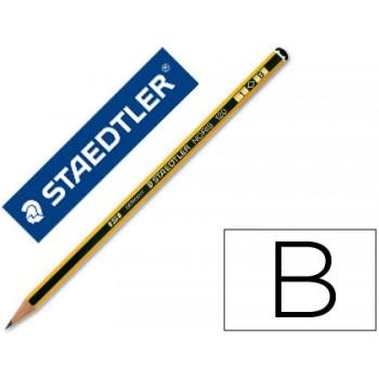 Lápis Grafite B - Nº1 Noris Staedtler
