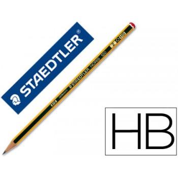 Lápis Grafite HB - Nº2 Staedtler Noris