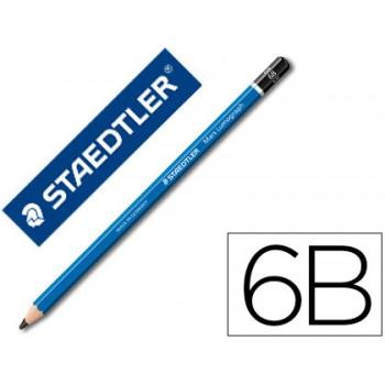 Lápis Grafite 6B Staedtler Noris