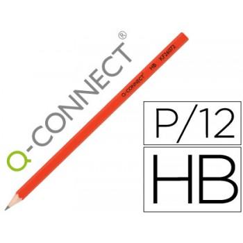 Lápis Grafite HB - Nº2 Q-Connect