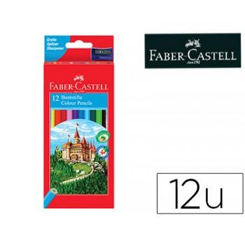 Lápis de Cor Faber Castell Com 12