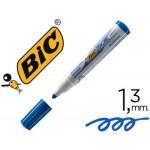 Marcador Para Quadro Branco BIC Velleda 1701 Azul