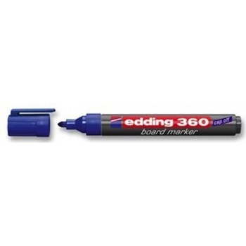 Marcador Para Quadro Branco Edding 360 Azul 10 Unidades