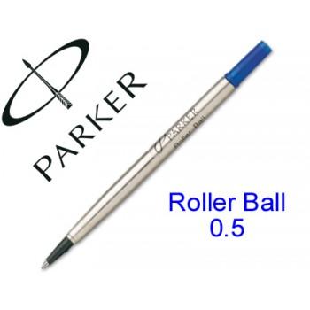 Carga Esferográfica Parker Roller Ball Fine Azul