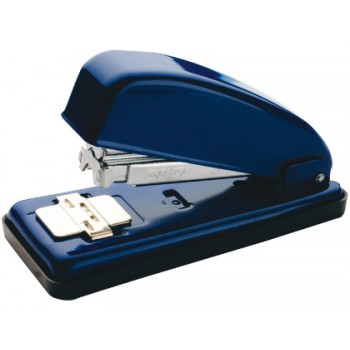Agrafador 30 Folhas Nº24/6 Metálico Azul 226 Petrus