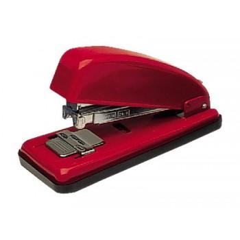 Agrafador 30 Folhas Nº24/6 Metálico Vermelho 226 Petrus
