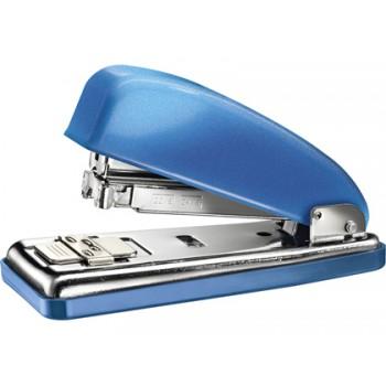 Agrafador 30 Folhas Nº24/6 Metalizado Azul Classic Wow 226 Petrus