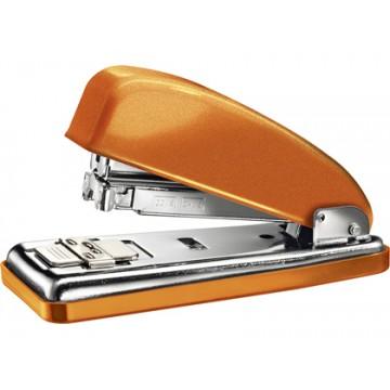 Agrafador 30 Folhas Nº24/6 Metalizado Laranja Classic Wow 226 Petrus