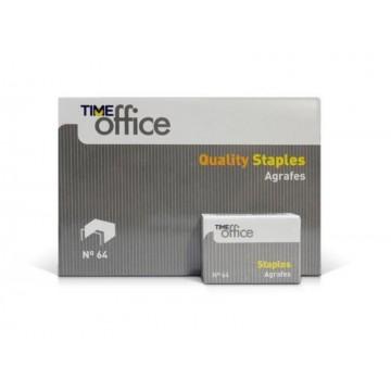 Agrafos  Nº25 (21/4mm) caixa com 1000 Timeoffice