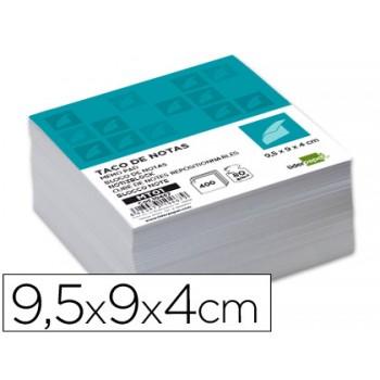 Bloco Notas Papel Não Colado 9,5x90x40cm branco