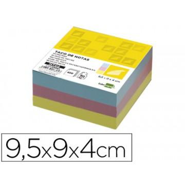 Bloco Notas Papel Não Colado 9,5x90x40cm Cores