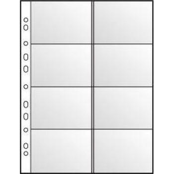 Bolsa Catálogo A4 com 8 divisões PP (cada)