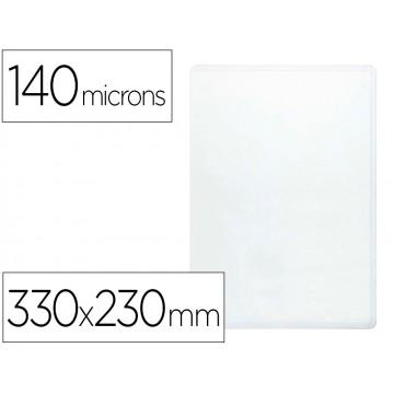 Bolsa Plástica 230x330mm 140 Microns PVC 100 Unidades Q-Connect