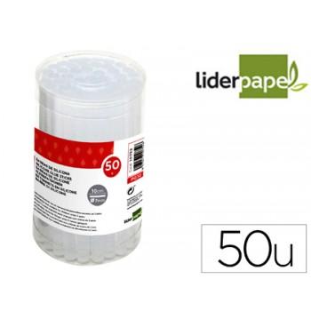 Tubos de Cola Quente de 7x100mm Pack 50 Unidades