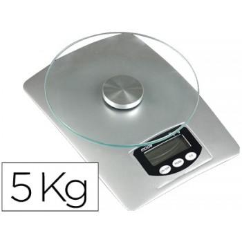 Balança de escritório Q-Connect, Capacidade 5 kg