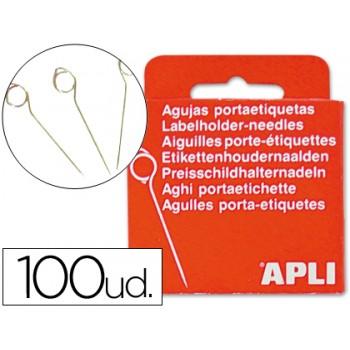 Alfinetes de Sinalização Porta Etiquetas Caixa 100 Unidades