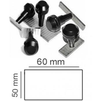 Carimbo 60X50mm Tradicional